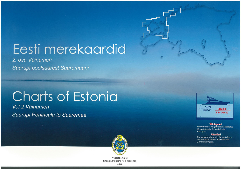 Charts of Estonia 2