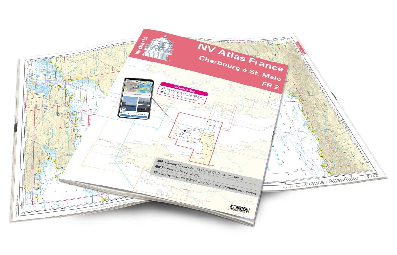 NV Atlas France - FR2 - Cherbourg à St. Malo
