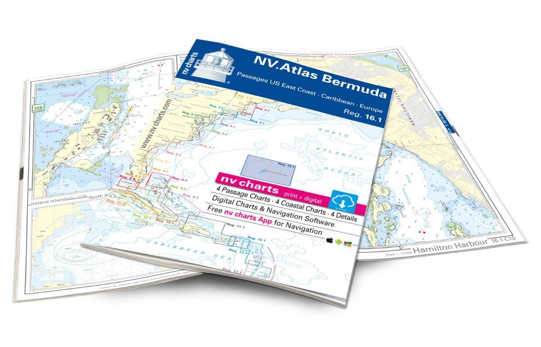 NV Atlas 16.1, Bermuda Islands, Passages US East Coast, Caribbean, Europe